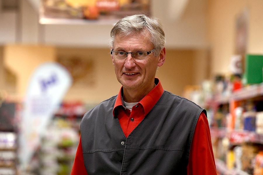 Inhaber Helmut Gruber
