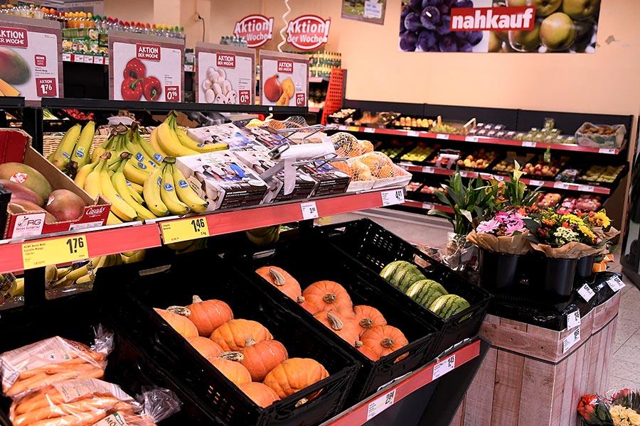 Obst und Gemüse bei nahkauf in Arnbruck